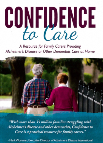 confidence to care book